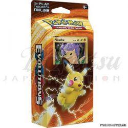 Starter Pokémon XY12 : Evolutions Pikachu