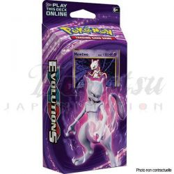 Starter Pokémon XY12 : Evolutions Mewtwo