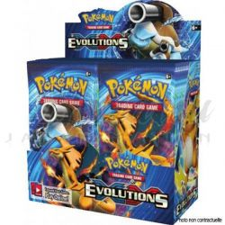 Display 36 Boosters - XY12 -  Évolutions