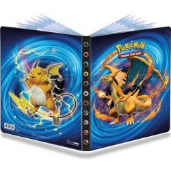 Cahier range-cartes A4 Pokémon XY12 Evolutions - 180 cartes