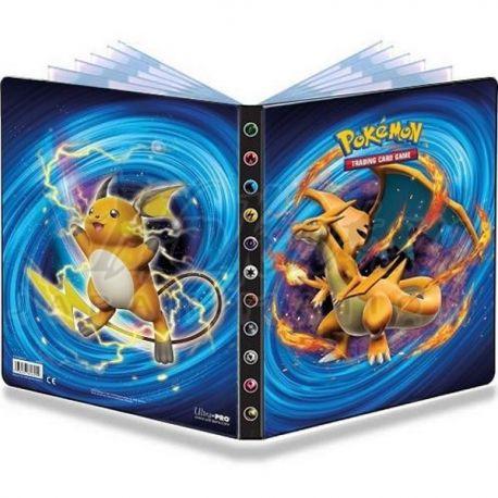 cahier range carte pokemon Purchase Cahier range cartes A4 Pokémon XY12 Evolutions   180