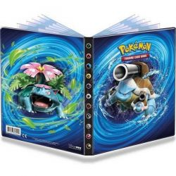 Cahier range-cartes A5 Pokémon XY12 Evolutions - 80 cartes