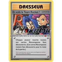 PKM 113/108 Here Comes Team Rocket!