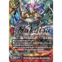 BFE D-BT04/0009EN RR Fifth Omni Super Cavalry Dragon, Aurora Spiral Ariotto