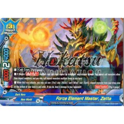 BFE D-BT04/0046EN R Force Element Master, Zetta