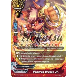 BFE D-BT04/0052EN U Powered Dragon Jr.