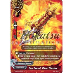 BFE D-BT04/0057EN U Sun Sword, Cloud Slasher