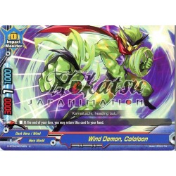BFE D-BT04/0074EN U Wind Demon, Cololoon