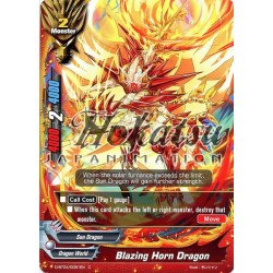 BFE D-BT04/0081EN C Blazing Horn Dragon