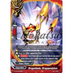 BFE D-BT04/0086EN C Dragon Blade, Dragopendulum