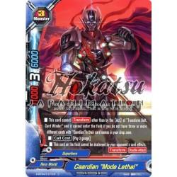"""BFE D-BT04/0101EN C Caardian, """"Mode LETHAL"""""""