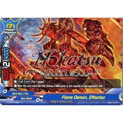 BFE D-BT04/0106EN C Flame Demon, Effesteo