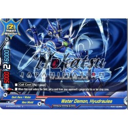 BFE D-BT04/0107EN C Water Demon, Hyudraules