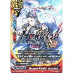BFE F-D-BT04/0022EN Foil/R Dragon Knight, Kaishu
