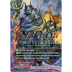 BFE F-D-BT04/0036EN Foil/R Treacherous Subject, Bellzergald