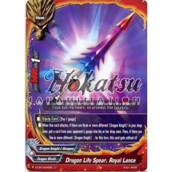 BFE D-CBT/0045EN U Dragon Life Spear, Royal Lance