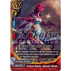 BFE D-CBT/0074EN C Crimson Battler, Splendor Needle