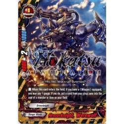 BFE D-CBT/0077EN C Armorknight Werewolf