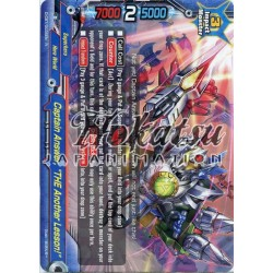 "BFE F-D-CBT/0035EN Foil/R Captain Answer ""THE Another Lesson!"""