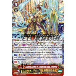 CFV G-BT10/004EN RRR  Golden Knight of Gleaming Fang, Garmore