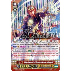 CFV G-BT10/005EN RRR  Holy Sword of Heavenly Law, Gurguit