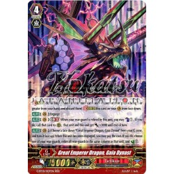 CFV G-BT10/007EN RRR  Great Emperor Dragon, Gaia Dynast