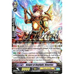 CFV G-BT10/012EN RR  Knight of Daylight, Kinarius
