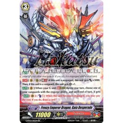 CFV G-BT10/015EN RR  Frenzy Emperor Dragon, Gaia Death Parade