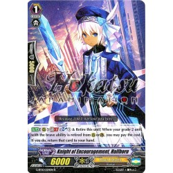 CFV G-BT10/024EN R  Knight of Encouragement, Hallborn