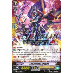 CFV G-BT10/026EN R  Evil Refuser Dragon