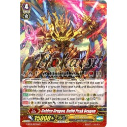 CFV G-BT10/027EN R  Golden Dragon, Build Peak Dragon
