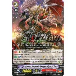 CFV G-BT10/033EN R  Covert Demonic Dragon, Hyakki Zora