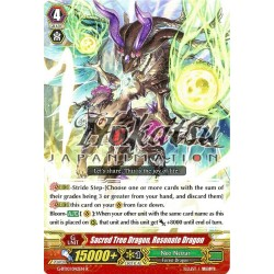 CFV G-BT10/042EN R  Sacred Tree Dragon, Resonate Dragon