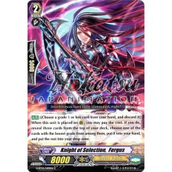CFV G-BT10/049EN C  Knight of Selection, Fergus