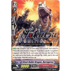 CFV G-BT10/062EN C  Steel Bullet Dragon, Barragerex