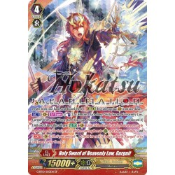 CFV G-BT10/S03EN SP  Holy Sword of Heavenly Law, Gurguit