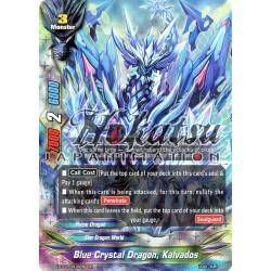 BFE X-BT01/0016EN RR Blue Crystal Dragon, Kalvados