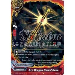 BFE X-BT01/0027EN R Arc Dragon Sword Cane