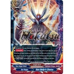 BFE X-BT01/0051EN R Sun Deity's Choice