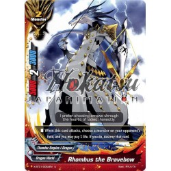 BFE X-BT01/0054EN U Rhombus the Bravebow