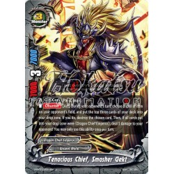 BFE X-BT01/0071EN U Tenacious Chief, Smasher Gekt