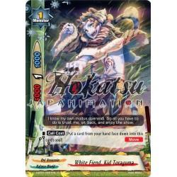 BFE X-BT01/0091EN C White Fiend, Kid Toraguma
