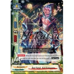 BFE X-BT01/0093EN C Red Fiend, Kid Kaneguma