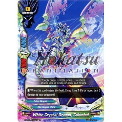 BFE X-BT01/0109EN C White Crystal Dragon, Colombal