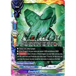 BFE X-BT01/0112EN C Emerald Spikes