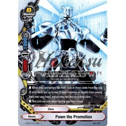 BFE X-BT01/0113EN C Pawn the Promotion