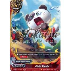 BFE X-BT01/0115EN SECRET Chibi Panda