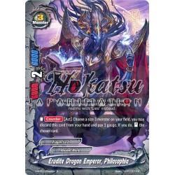 BFE X-BT01/0042EN Foil/R Erudite Dragon Emperor, Philosophia