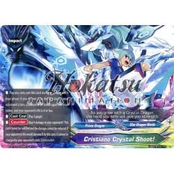 BFE X-BT01/0048EN Foil/R Cristiano Crystal Shoot!