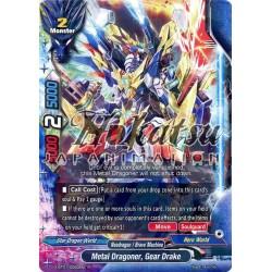 BFE X-BT01/0050EN Foil/R Metal Dragoner, Gear Drake